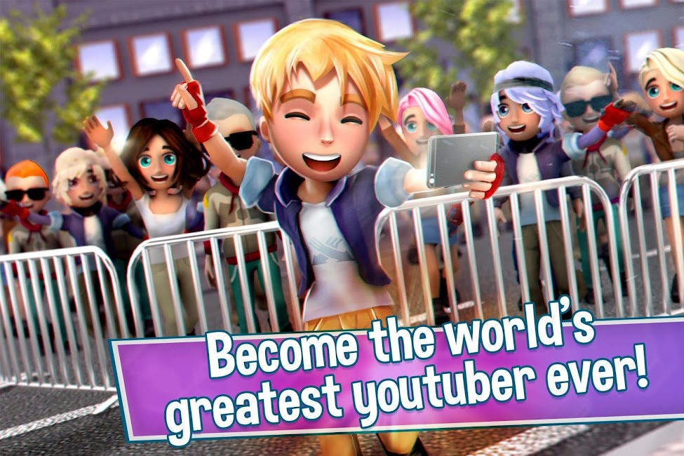 Kênh trò chơi Youtubers Life Gaming Gift Code 1.6.4 2