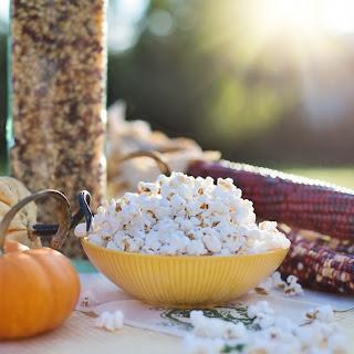 Herb Popcorn Parmesan Recipes