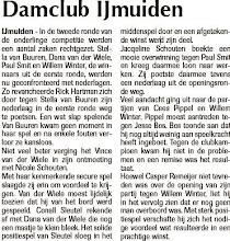 Photo: Damclub IJmuiden. 8 september 2011