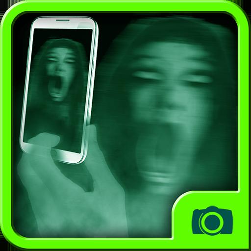 摄影の亡霊写真効果 LOGO-記事Game