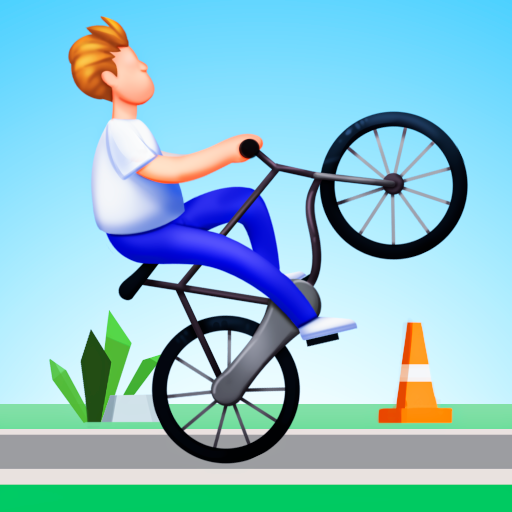 Bike Hop: Be a Crazy BMX Rider!