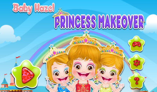 Baby Hazel Princess Makeover 15 screenshots 5