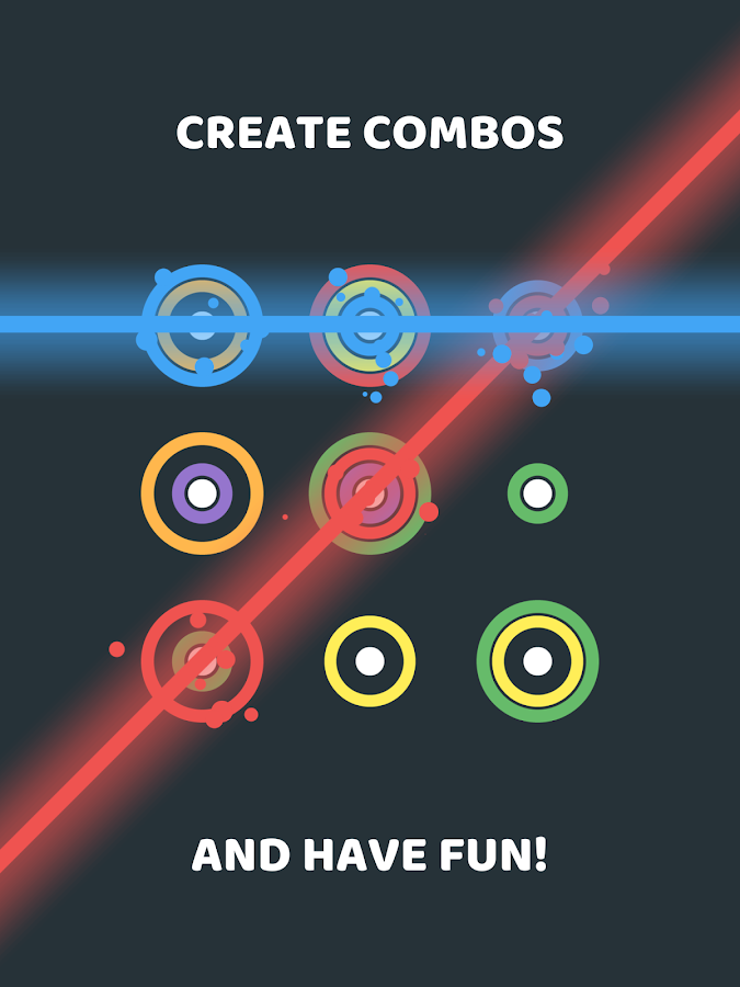 Color Rings- screenshot