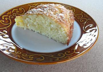 Greek New Years Cake Recipe