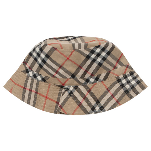 Primary image of Burberry Checked Hat