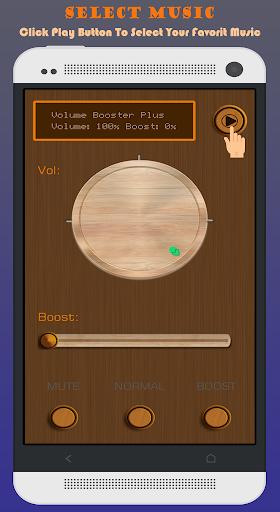 Volume Booster Plus 1.4.7 screenshots 8