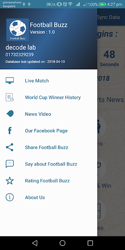 Football Buzz for PC