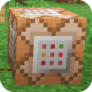 Commands Blocks Mod for MCPE for PC