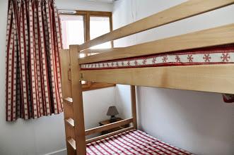 Photo: Une chambre coin montagne de la résidence