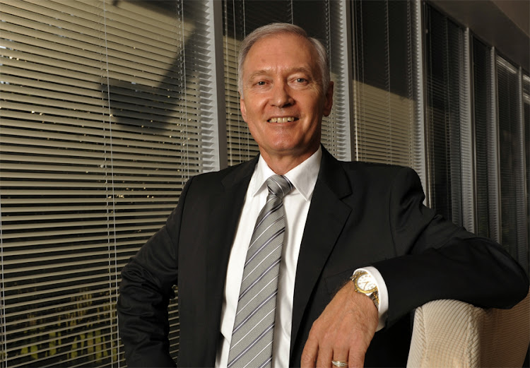 Murray & Roberts CEO Henry Laas. Picture: FINANCIAL MAIL
