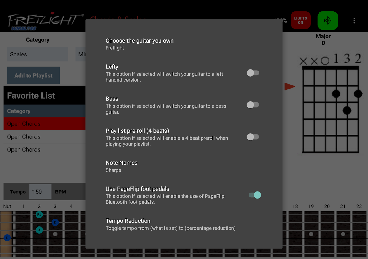 Fretlight chords scales android apps on google play fretlight chords scales screenshot hexwebz Images