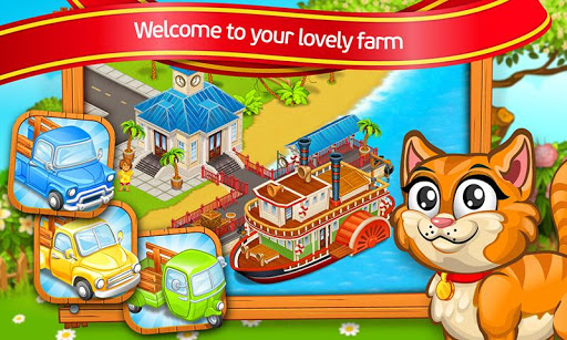 Farm Town: Cartoon Story 2.11 6