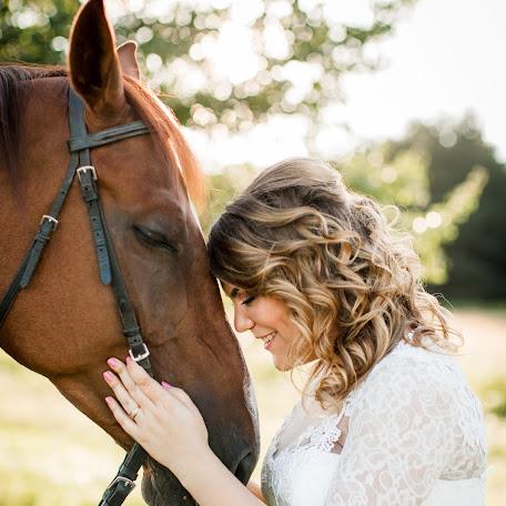Wedding photographer Alena Rusakevich (alrus). Photo of 18.10.2017