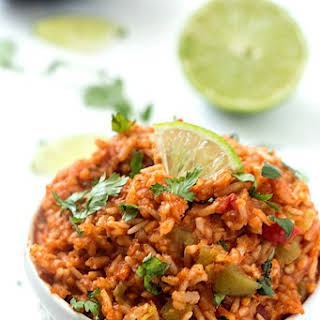 Slow Cooker Mexican Rice (Spanish Rice).