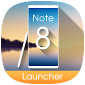 Note 8 Launcher Galaxy