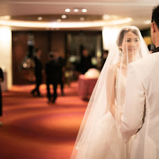 Wedding photographer Billy Hung (billyhung). Photo of 12.03.2019