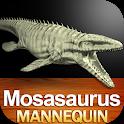 Mosasaurus Mannequin icon