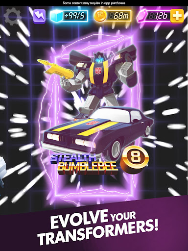 Transformers Bumblebee Overdrive