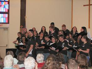 Photo: Hornell City School Show Choir