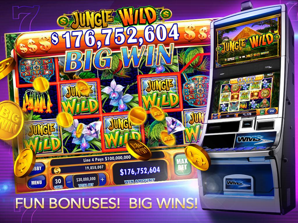 free slot machine vegas games