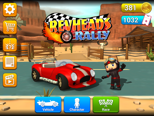 Rev Heads Rally android2mod screenshots 13