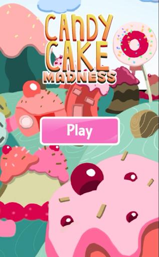 Candy Cake Madness