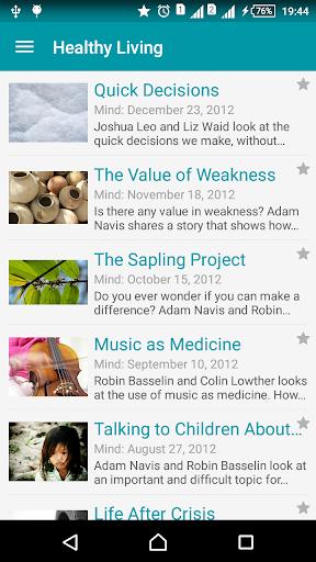 English listening daily 1.1.4 screenshots 8