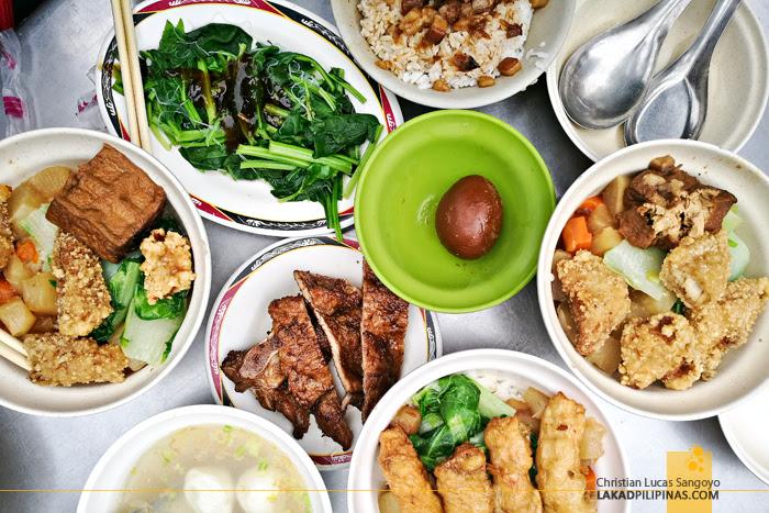 Taipei Food