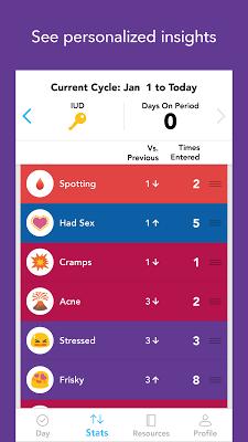 Spot On Birth Control Tracker - screenshot