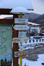 Photo: Terchová má výšku 518 m, túra mi trvala asi 2 1/4h