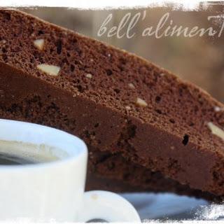 Biscotti al Cioccolato {Chocolate Biscotti}