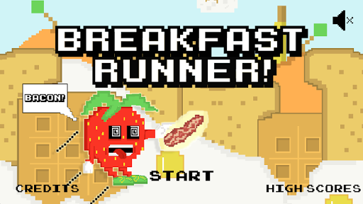 Breakfast Runner