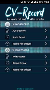 Call recorder, skype recorder- screenshot thumbnail