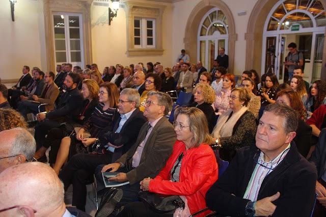 Empresarios y parte del jurado de los Premios Responsabilidad Social Empresarial.