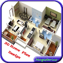 3D Home Plan Design icon