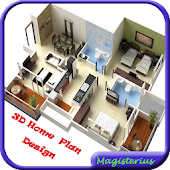 3D Home Plan Design