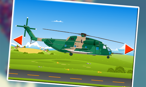 クレイジーヘリコプタービルダーゲーム