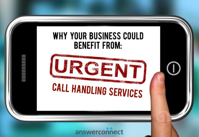 why your business needs urgent call handling services