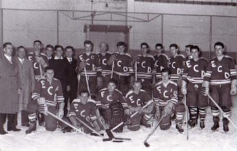 Photo: 1962: Mannschaftsfoto