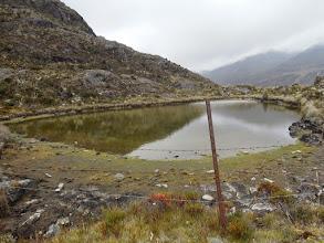 Photo: Pond above Gavidia.