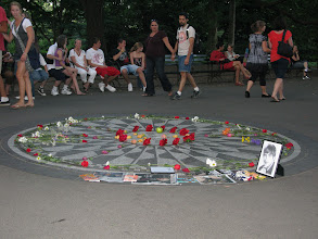 Photo: Mémorial John Lennon