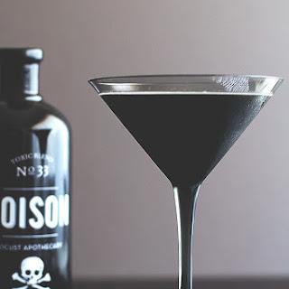 The Blackbeard cocktail.