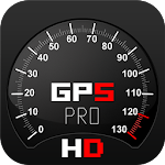 Speedometer GPS HD Pro Icon