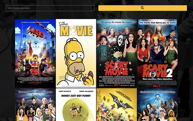 Movies Search