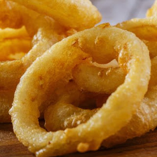 Burger King Inspired Onion Rings.