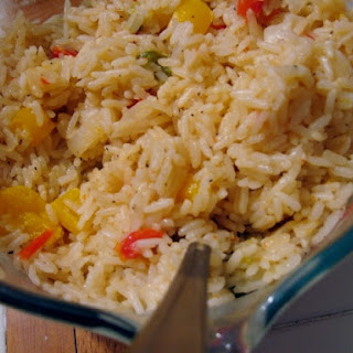 Mexican Cheesey Rice