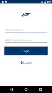 FB&T Mobile - náhled