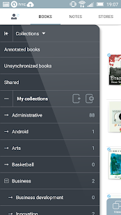 Mantano Ebook Reader Premium- screenshot thumbnail