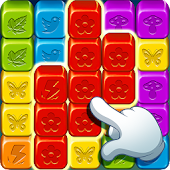 Toy Collapse: Match Puzzle Blast