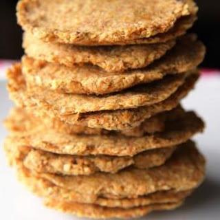 Flaxseed Crackers.